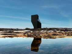 Tower studio, Saunders Architecture, Fogo Island, Newfoundland, Canada, malherbe edition
