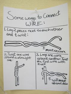 As a simple introduction to sculpture at the beginning of the year, we look at the wire art of Gavin Worth. The students create a design and enlarge it then tape it to a cardboard base. They form the...