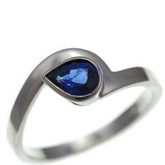 Avery pear blue Sapphire ringa.jpg (320×320)