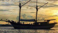 Mantra LIveaboard Indonesia | Best Diving Holiday | Raja Ampat | Komodo | North Maluku | Banda Sea