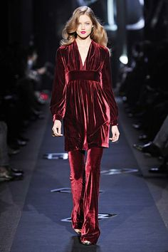 DVF is exponentially out of my price range- i am a thrifter- but her pins this morning for her Runway, Fall 2013: Glam Rock line inspired me to no end.  #NYFW