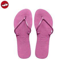 Tongs Femme Multicolore (White/Shocking Pink) 41/42 EUHavaianas I9ZA0oW