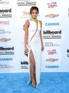 Selena Gomez in Atelier Versace at the Billboard Music Awards.