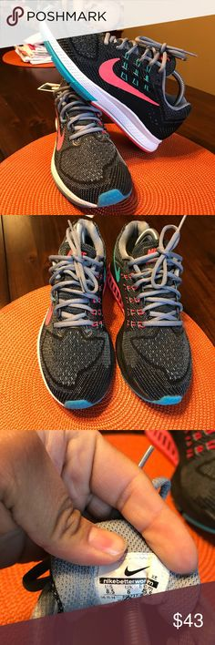 Nike Zoom Structure Women's Size 8.5 Nike Zoom Structure Women's Size 8.5 Nike Shoes Athletic Shoes