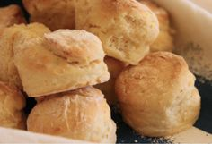 Forget everything you thought you knew about scones - Baby Mac has the easiest-ever scone recipe, that uses only 3 ingredients! Oh, and jam and cream of course.