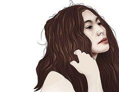 "Check out new work on my @Behance portfolio: ""'Yoko Ono' Illustration"" http://be.net/gallery/50213673/Yoko-Ono-Illustration"
