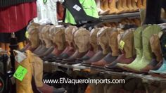 Botas Vaqueras - El Vaquero Imports