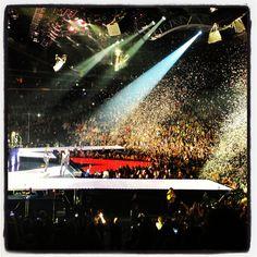 Maroon 5 concert! The Izod center in NJ!!