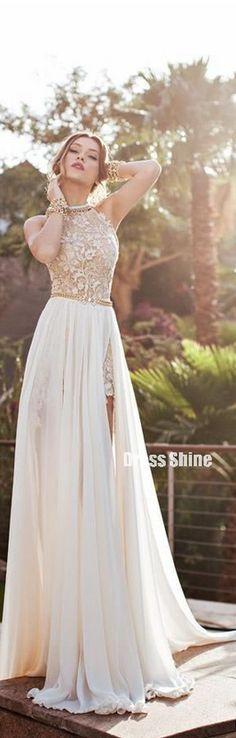 Wedding Dress  Beach Wedding Dress Prom Dresses