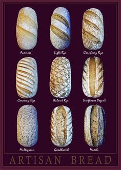 Image detail for -. breads and buttery old fashioned baking most of our artisa. - Image detail for -… breads and buttery old fashioned baking most of our artisan breads are Estás - Artisan Bread Recipes, Sourdough Recipes, Sourdough Bread, Yeast Bread, Cornbread Recipes, Jiffy Cornbread, Artisan Food, Pain Artisanal, Bread Display