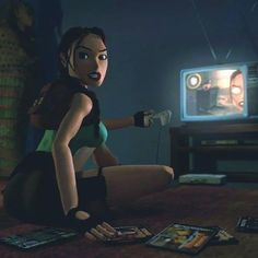 Tomb Raider 2018, Tomb Raider Game, Tomb Raider Lara Croft, Fallout Art, Just Video, Mileena, Cool Sketches, Fnaf, Fangirl