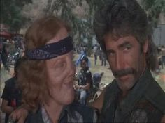 Mask (The Story of Rocky Dennis) with Eric Stolz, Sam Elliot, and Cher