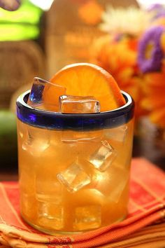 Orange Marmalade Margarita from Creative-Culinary...