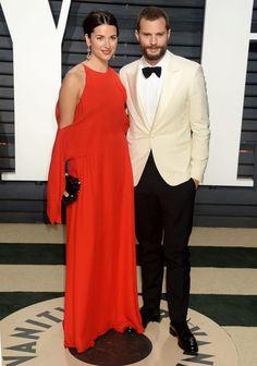 Jamie Dornan VF Oscars 2017 1