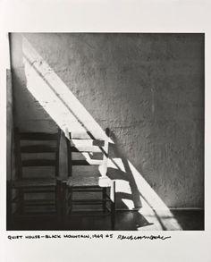 SFMOMA | Robert Rauschenberg | Quiet House—Black Mountain