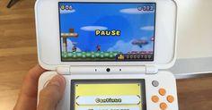 Así es New Nintendo 2DS XL: ya la hemos probado
