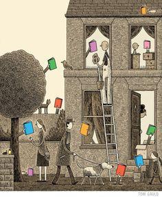 Pinzellades al món: Un cap de setmana amb moltes lectures / Un fin de semana con muchas lecturas / A weekend with many readings