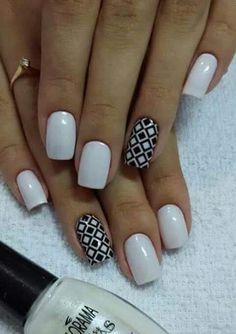 Make Up, Nail Art, Nails, Beauty, Beautiful, Nail Bling, Work Nails, Mariage, Fingernail Designs