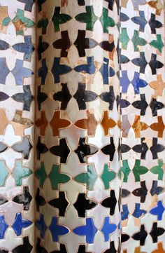 Azulejos Alhambra - Granada, Granada