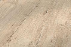 Eiken gebarsten vintage wit geloogd 6315 | houtdessin (PS) Meister