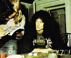 Queen at Ridge Farm in 1975 - Queen Photo (31584658) - Fanpop