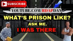 Have you ever wondered what it's like being in PRISON? If so, I'm your guy. I was sentenced to 42 months Federal Prison. After my release in 2015 I created a YouTube channel for the purpose of helping others who are preparing to serve a Prison Sentence. Come visit & SUBSCRIBE. www.YouTube.com/RdapDan #Prison,#FederalPrison,#Jail,#Lockedup,#Sentenced,#BOP,#BOPLookup,#DanWIse,#DanielWise,#RdapDan,#DannyWise,#RDAP,#Coleman,#Coleman#Prison,#Prisonblog,#PrisonCamp,#PrisonLife,#Prisonconsultants