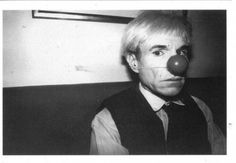 """""""If you want to know all about Andy Warhol, just look at the surface of my paintings and films and me, and there I am. There's nothing behind it."""" - Andy Warhol"""