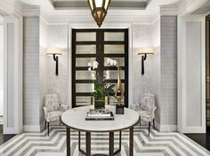 Home Inspiration Ideas » Jean Louis Deniot – a new American luxury interior project