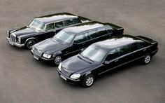 Mercedes Benz S Class Pullman Limousine Models Reference Guide Mercedes Auto, Mercedes Benz Maybach, Mercedes S Class, Benz S500, Merc Benz, Mercedez Benz, Classic Mercedes, Armored Vehicles, Train Car
