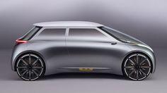 BMW's MINI Vision Next 100 concept car