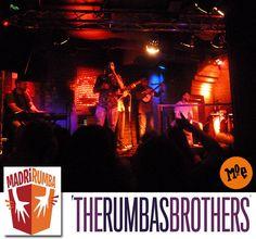 The Rumbas Brothers en el MadríRumba 2016.