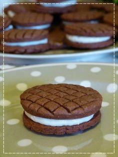 Slovak Recipes, Oreo Cupcakes, Christmas Sweets, Pastry Cake, Biscuit Recipe, Ice Cream Recipes, Diy Food, Chocolate Recipes, Sweet Recipes