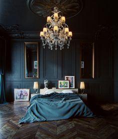 Black Haussmann - CGI on Behance