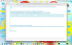 6 of Correspondence with iBooks/iTunes/Apple and me, Elizaveta Fedorova