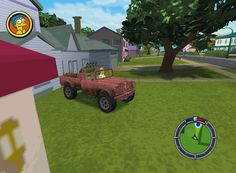 The Simpsons Hit & Run 2 anyone?