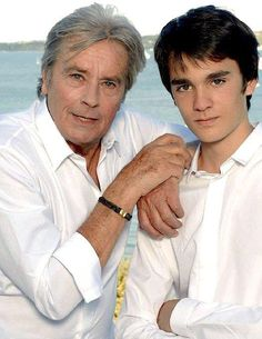 son fils Alain-Fabien