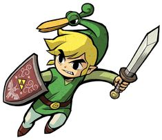 /Minish Cap/#175526 - Zerochan | The Legend of Zelda: The Minish Cap (Game Boy Advance, 2004), Toon Link and Ezlo