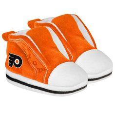 NHL 2014 Baby High Top Slippers Philadelphia Flyers