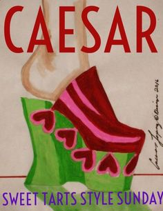 SWEET HEARTS CLOGS BY CAESAR LOPEZ  100%GORGEOUSLOVE!!!