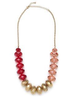 Rose Trio Necklace