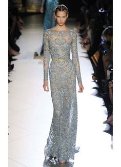 MUST HAVE! elie-saab couture fall 2012