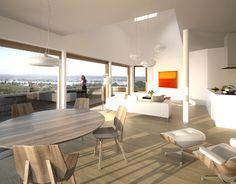 edburg.com | architekturvisualisierung | Wohnüberbauung Carus, Salenstein für Stücheli Architekten