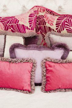 Recreate Bonang Matheba's whimsical home Silver Walls, Pillow Talk, Creative Decor, Dream Bedroom, Beds, Bed Pillows, Whimsical, Interior Decorating, Sweet Home