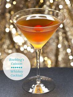 Whiskey Cocktail - Cherry Bark Vanilla Bitters