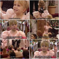 I love michelle Full House Memes, Full House Funny, Full House Quotes, Ice Queen Adventure Time, Adventure Time Anime, Michelle Tanner, Uncle Jesse, Fuller House, Funny Scenes