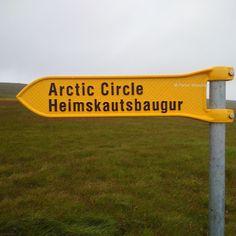 Grimsey - arctic circle