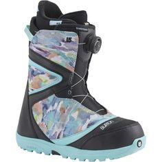 Burton Starstruck Boa Women's Snowboard Boot '15/16 from @golfskipin