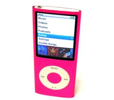 Apple iPod Nano (4th Generation) 8GB - Pink