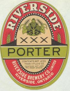 Riverside XXX Porter | Flickr - Photo Sharing!