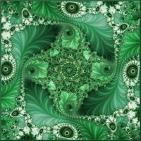 Emerald City by FractalEyes